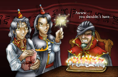 Fire Emblem: Lets Party