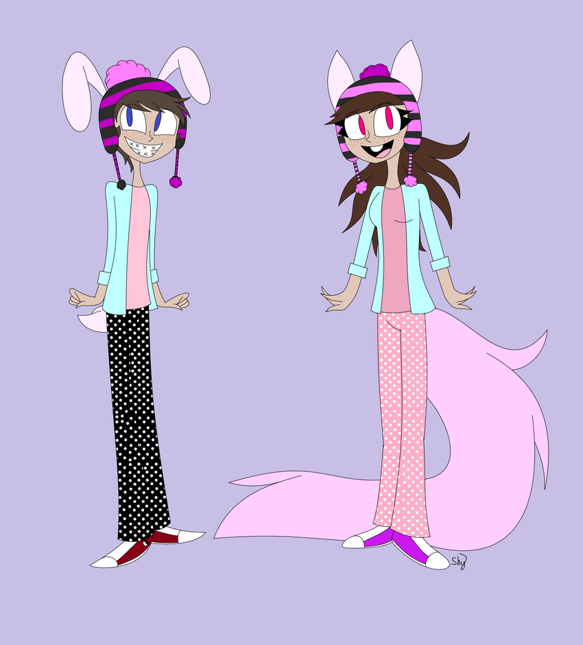 The New Shy and Nerdy by BonnieTheGamer01