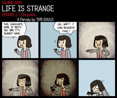 LIFE IS STRANGE | It Tastes Better the Second Time