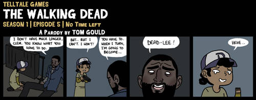 TWD S1E5   Dying... of Laughter (SPOILERS) by TheGouldenWay