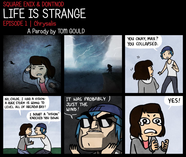 rule 34 life is strange
