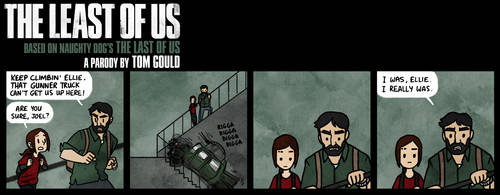TLOU | Lessons in Vehicular Navigation by TheGouldenWay