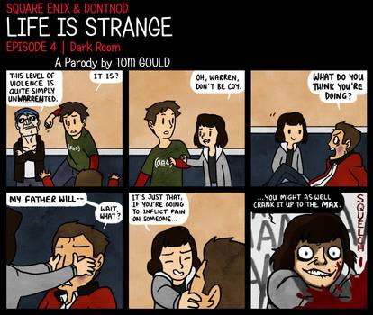LIFE IS STRANGE | Socket to Him