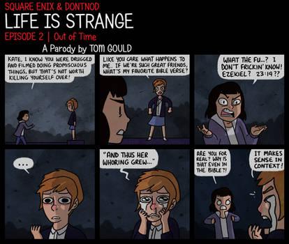 LIFE IS STRANGE | Max Caulfield Verses the Word