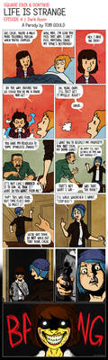 LIFE IS STRANGE | The Killing Time by TheGouldenWay