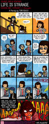 LIFE IS STRANGE | Wow, That's Pretty Edgy by TheGouldenWay
