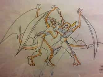 Gargoyle Elisa