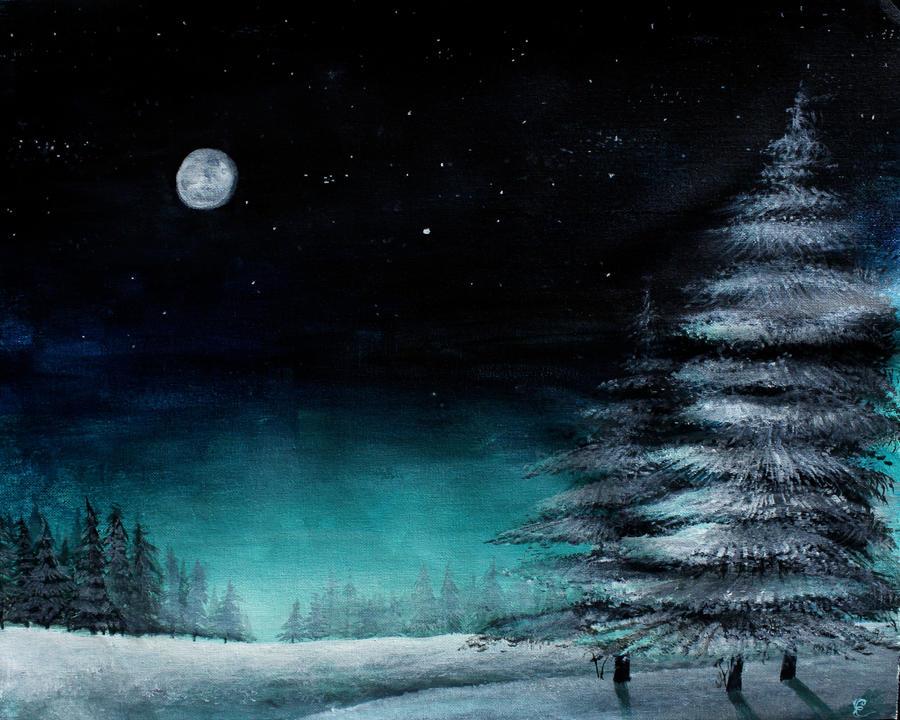 A Very Still Night by TreeCree