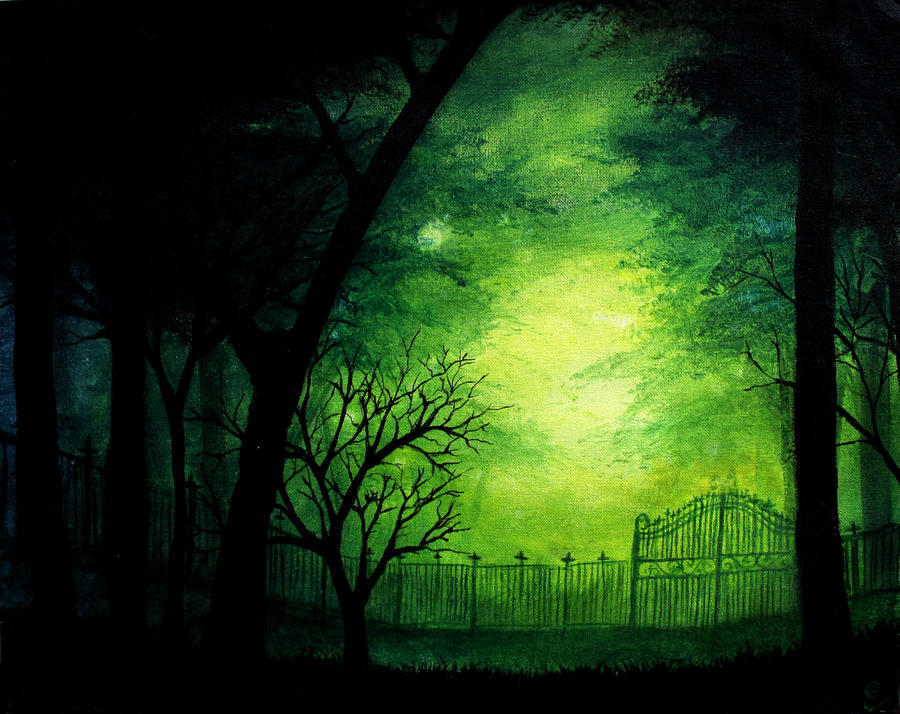 Ghastly Gate [For Sale] by TreeCree