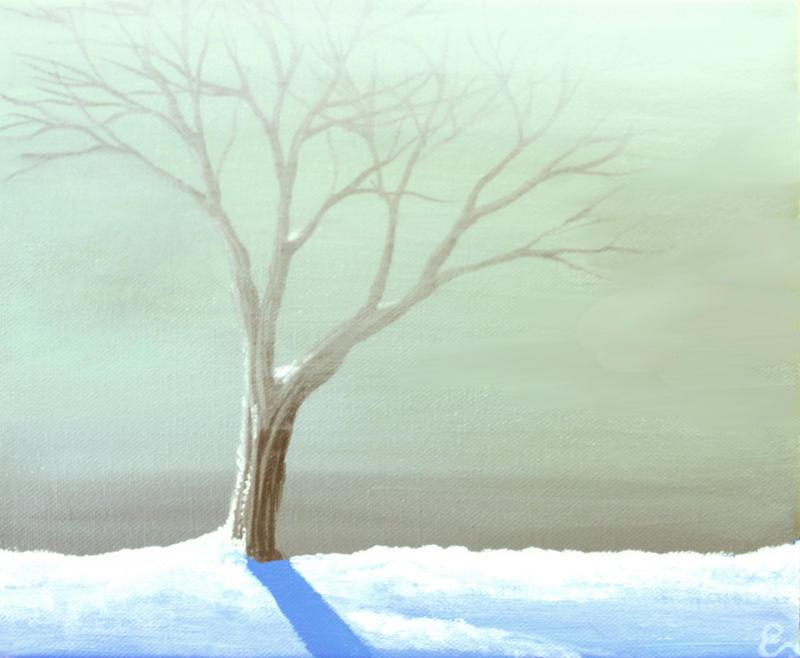 A Frosty Fog by TreeCree