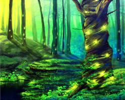 Bioluminescence by TreeCree