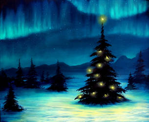 Northern Lights by TreeCree