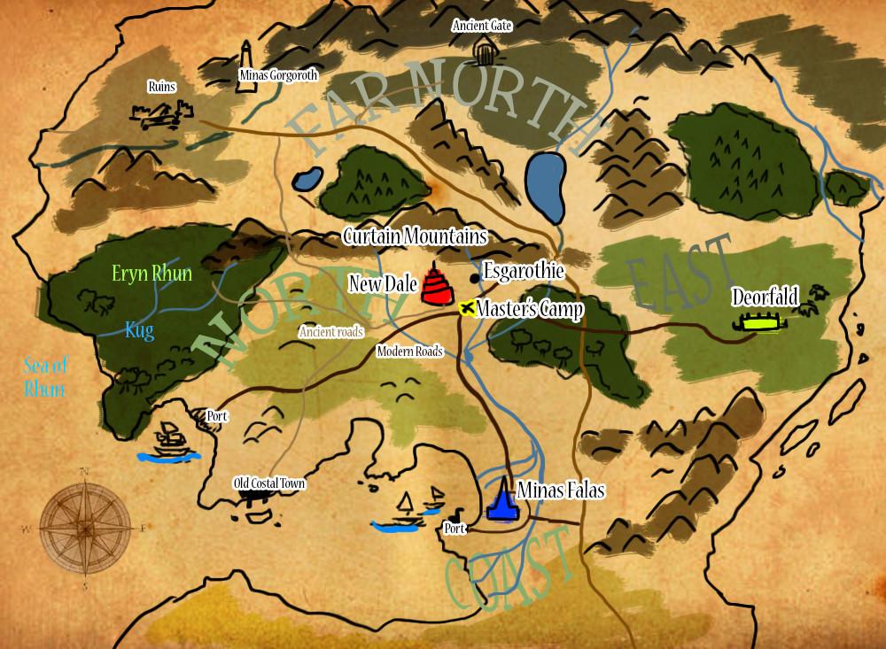 Map by Alikuu