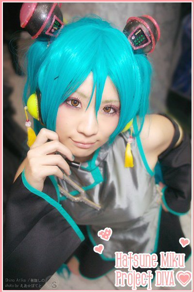 Miku Hatsune china module 4 by Shino-Arika