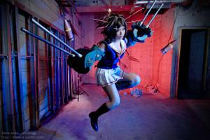 Night attack by Shino-Arika