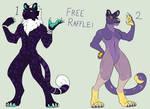FREE Anthro Raffle [OPEN] by bro-palmer