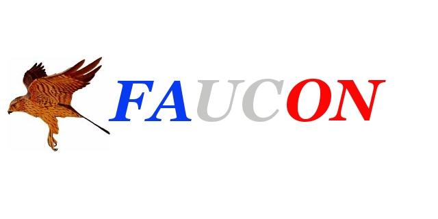 Logo du groupe Faucon (concept 2009) by Faucon-Bleu