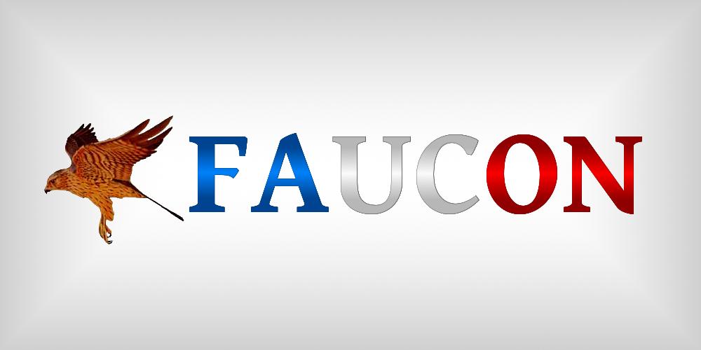 Logo du groupe Faucon (2013) by Faucon-Bleu