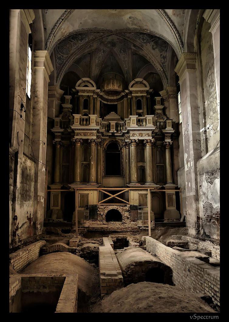 14 St. George Church - altar by cinnabarr