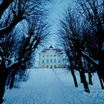 Ostromecko Winter 09 by cinnabarr