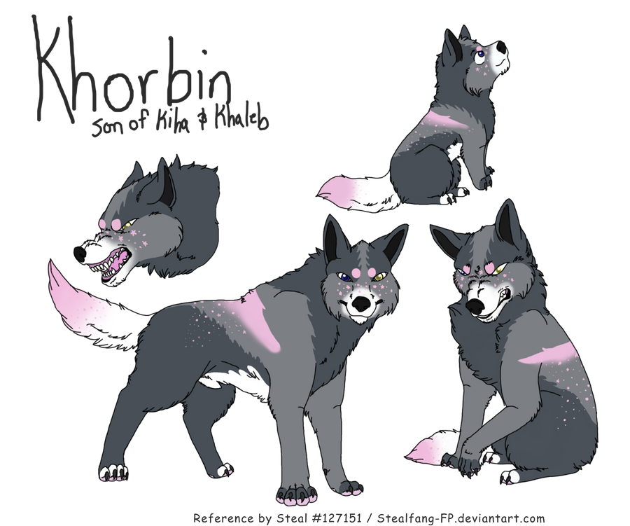 A Pinch of Khorbin by Stealfang-FP