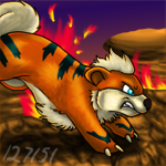 Growlithe Tag by Stealfang-FP