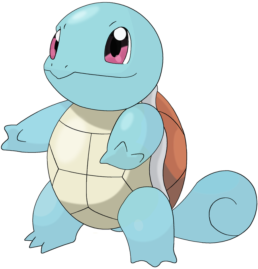 Hi Res Squirtle By Ele...