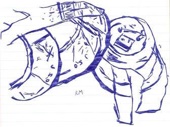 Sketch book page 7