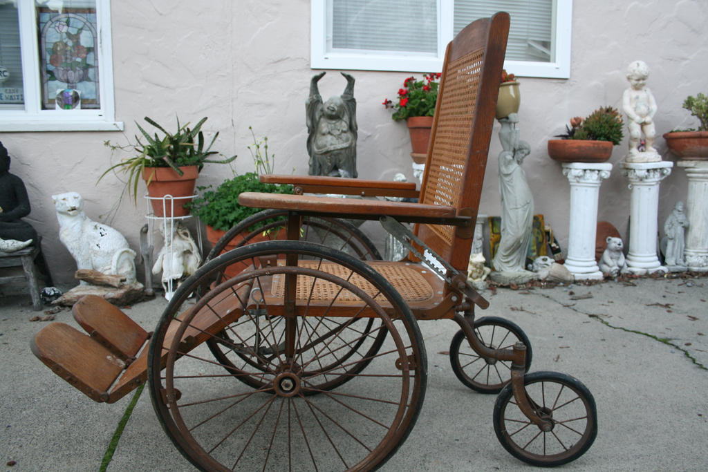 Antique wheelchair by AvaVonGoth ... - Antique Wheelchair By AvaVonGoth On DeviantArt