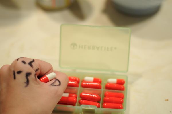Poppin Pills by Degoe