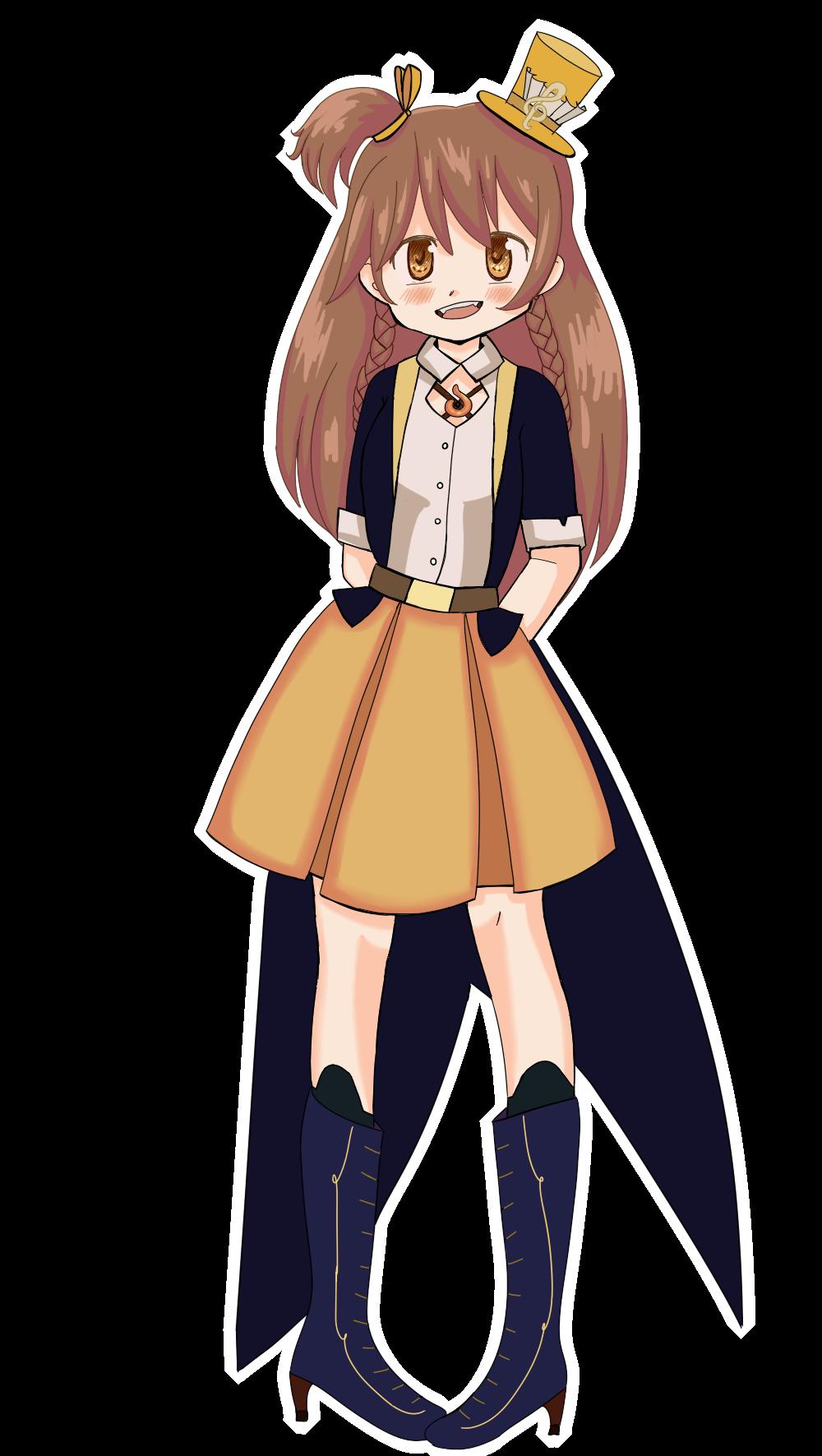Puella Magi Madoka Magica Original Character By Colettehatesyou On Deviantart