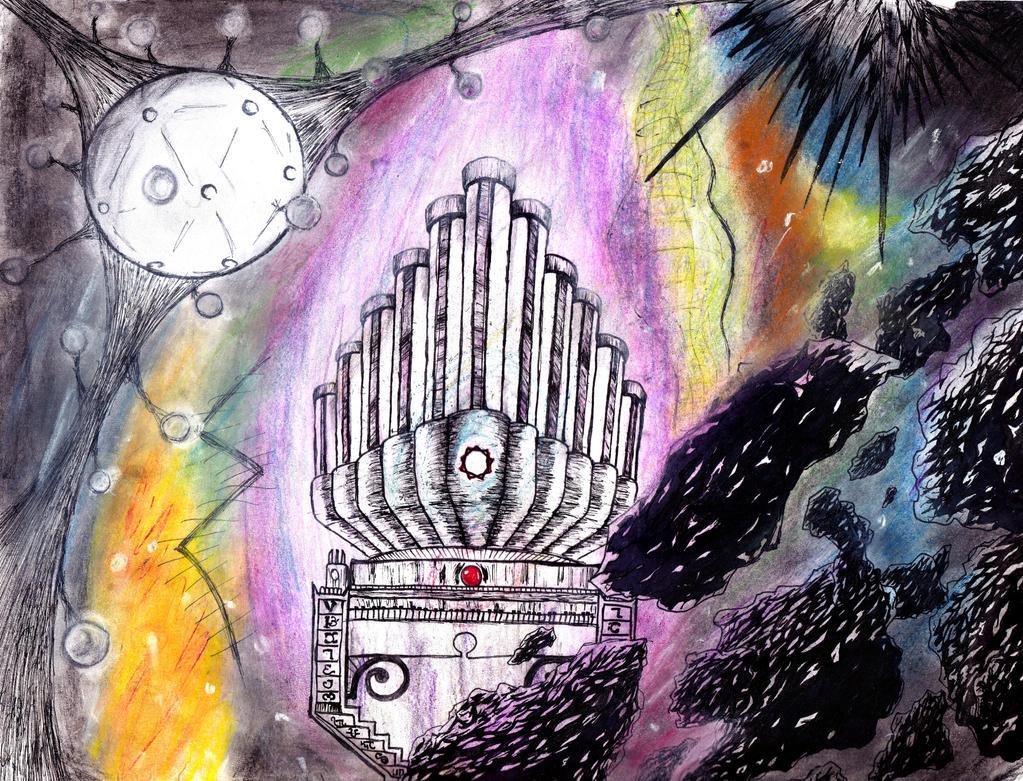 La Musica de los Inmortales by GeoAxon