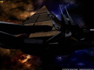 Anubis Goa'uld Hatak Ship