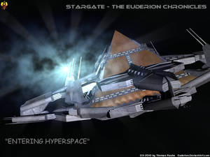 Opening Hyperspace Window