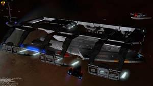Interceptor Prototype by Euderion