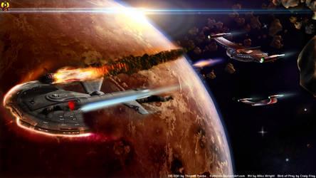Victim of the Romulan War