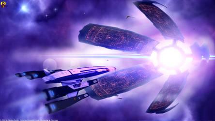 The Citadel - Mass Effect