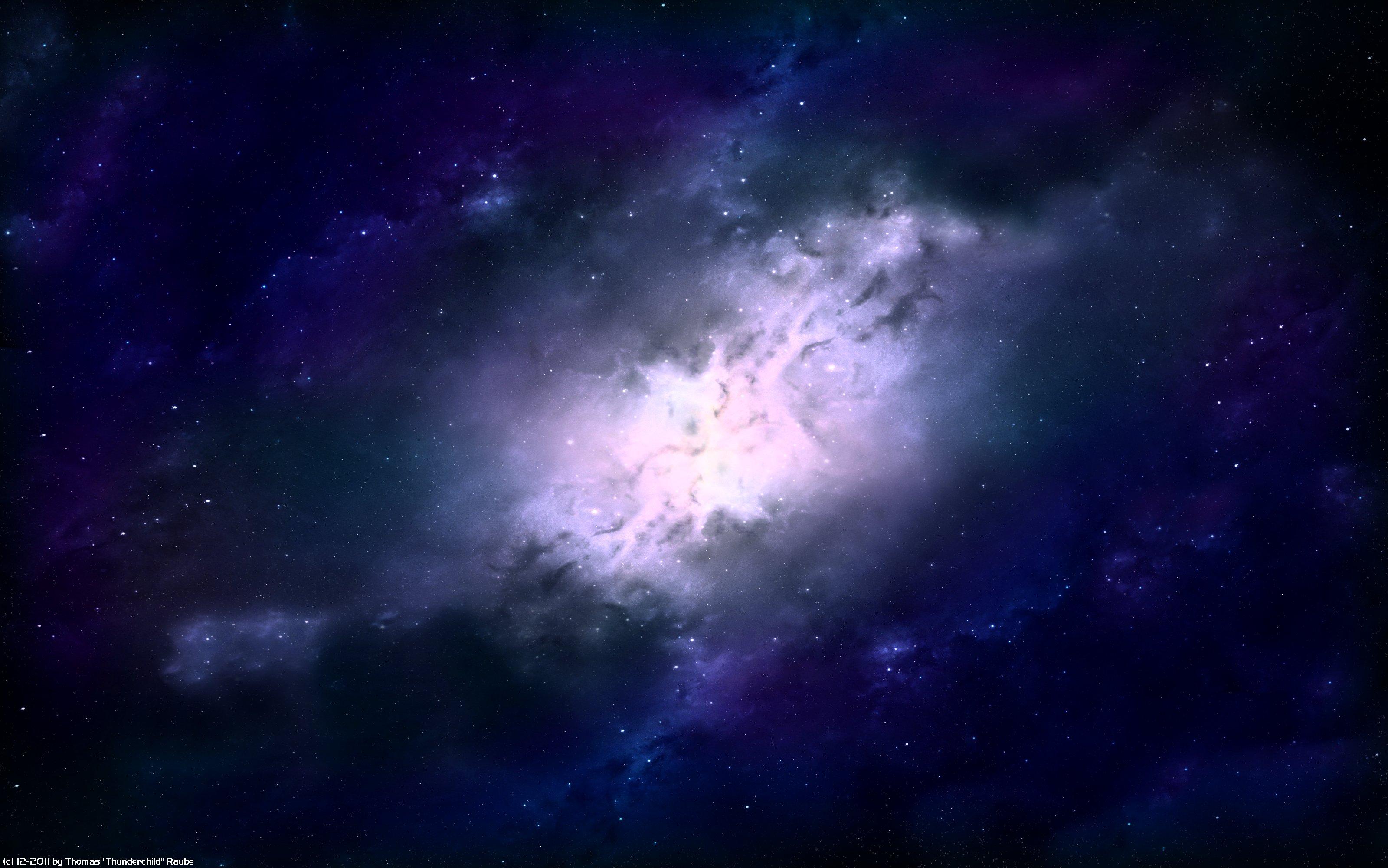Centre Nebula by Euderion