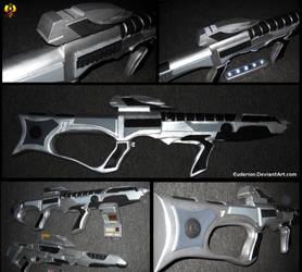 Star Trek E.V.A. Rifle from First Contact