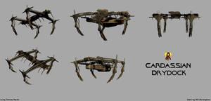 Cardassian Drydock