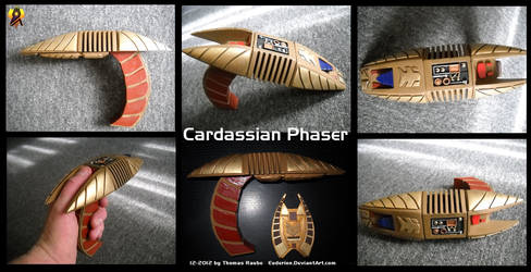 Cardassian Phaser Prop