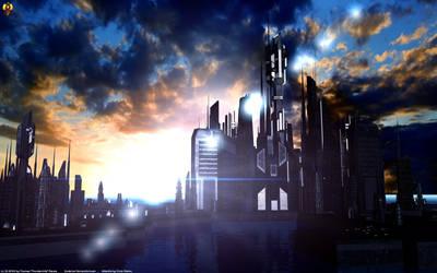 Atlantis Sunset