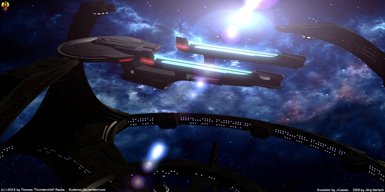 USS Estrella by Euderion