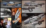 Mass Effect Phaeston Rifle Prop Final