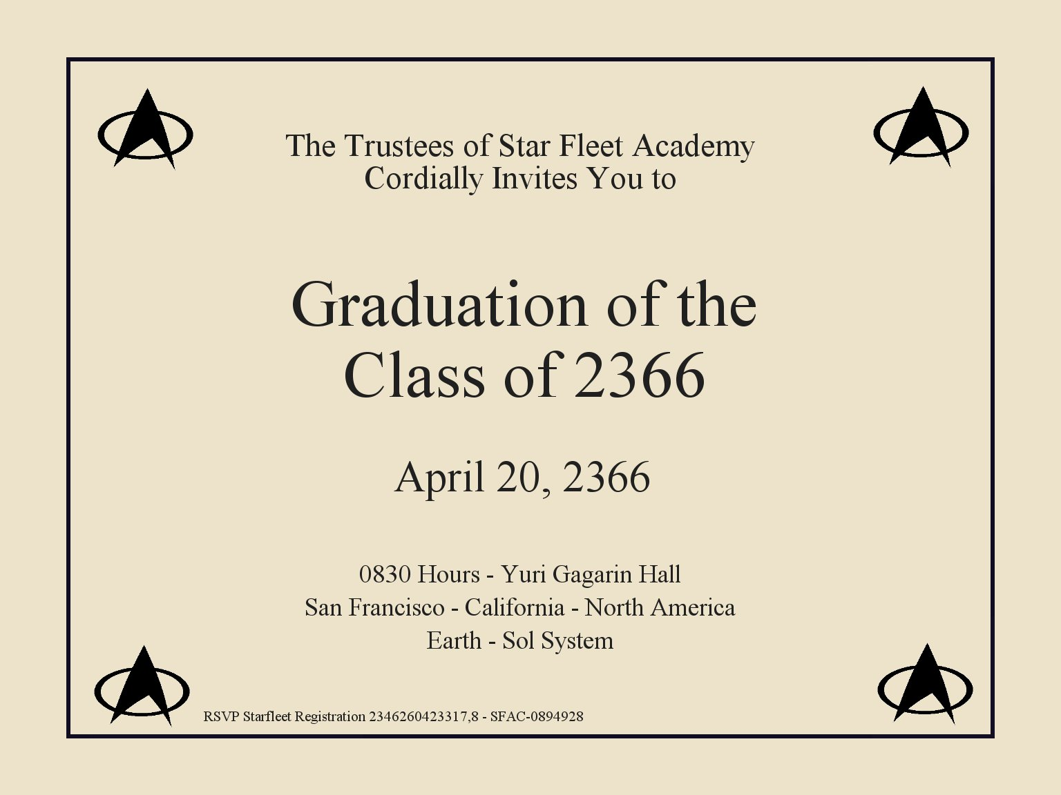 Academy Graduation Certificate by Euderion on DeviantArt