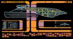 Akira class USS EUDERION Master System Display