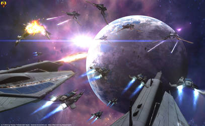 First Contact War by Euderion