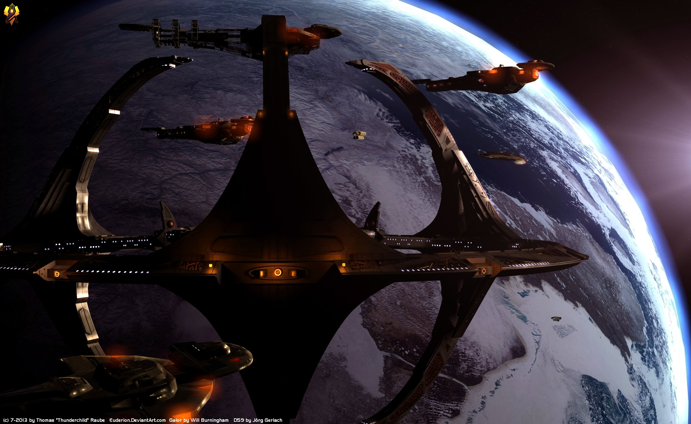 cardassian space station - photo #27