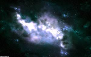 Galactic Nebula by Euderion