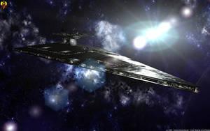 Vindicator Battle Cruiser by Euderion